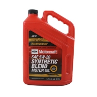 Моторное масло FORD Motorcraft 5W20 SN Synthetic Blend, 4.73л